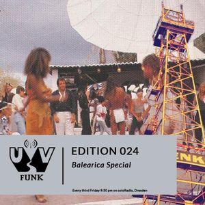 UV Funk 024: Balearica Special