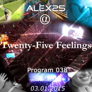 Twenty-Five Feelings 038 (03.01.2015)