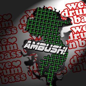 Ambush bassfalter - We love DnB!
