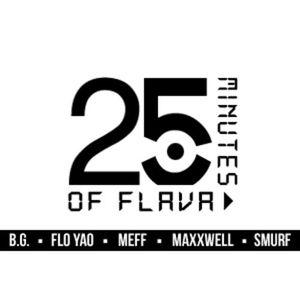 DJ Maxxwell - 25 Minutes Of Flava No. 012 - Hip Hop Edition