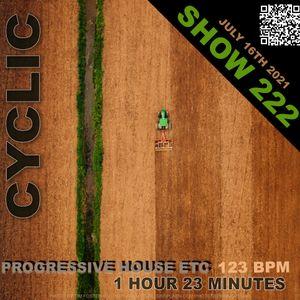dj cyclic -show 222 part 3 of 4