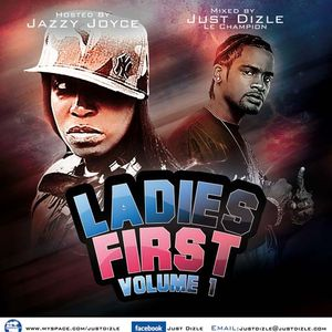 Ladies First vol.1 hosted by Jazzy Joyce
