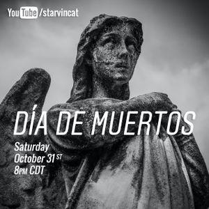 STARVIN CAT - Dia De Muertos (Halloween 2020 live set)