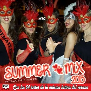 Dj Frank JMJ presenta... Summer session 2015 (CD2 Reggaeton)