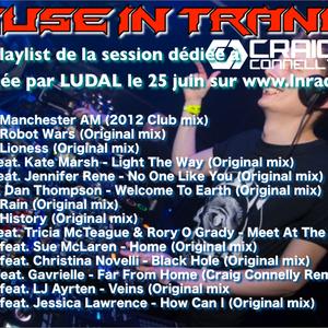 AWIT #212, session CRAIG CONNELLY, live on www.lnradio.fr, sunday 25.06.17