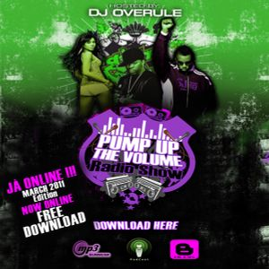 Dj Overule - PUTV Radio Show - March 2011