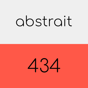 abstrait 434 - the soundtrack for a moment