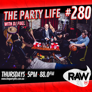 The Party Life - Episode 280 (19-10-2017)