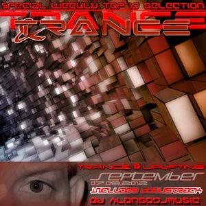 Trance&Trance Weekly Top 10 Septiembre 2012 Vol. 1 (Semana 1)