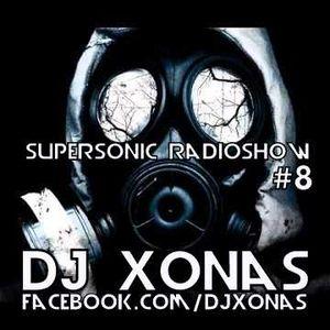 Supersonic Radioshow #8