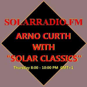 """Eart Wind and Fire in this """"Solar Classics"""" with DJ Arno Curth"""