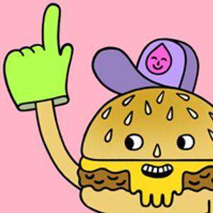 PMU Radio- Fri 25th April: Burgerac's Bangin' Blues