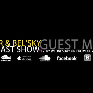 Kaver & Belsky Podcast Show 24 (Guest mix by Аndrey Randy)