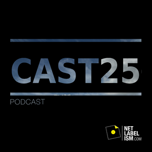 Netlabelism Cast 25 - Mixed by Warren Daly