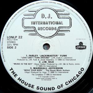 House Classics 1985-87 Mix Vol.1
