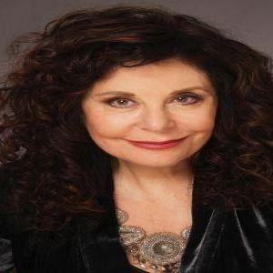 Actress/Author Karen Kondazian & Black & White Group
