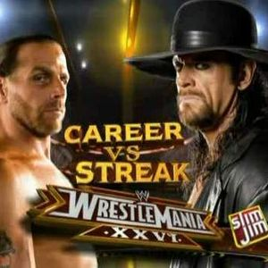 WrestleMania 26: Shawn Michaels' last match
