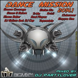 DJ Partylover - Dance Mission 2014.1