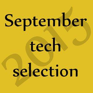 Milos Pesovic - September 2015 tech selection