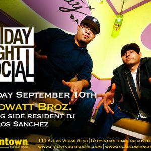 Kilowatt Broz Live @ Friday Night Social_9_10_10_part 2