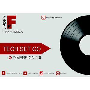 TECH SET GO (DIVERSION 1.0) (Live at SURAT MUSIC FESTIVAL) - Frisky Prodigal