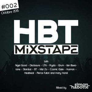 Hbt Mixtape #002 by Simon Habotte