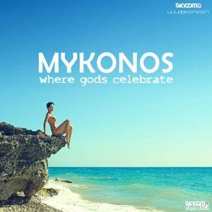 MYKONOS where gods celebrate