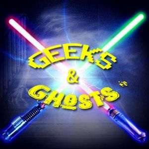 6/26/2016 Kenny Biddle and Luis Castillo of Geeks and Ghosts