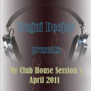 Groove Session April 2011 Club Sounds Bugui Deejay
