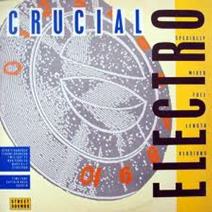 STREETSOUNDS CRUCIAL ELECTRO 1 MASHED