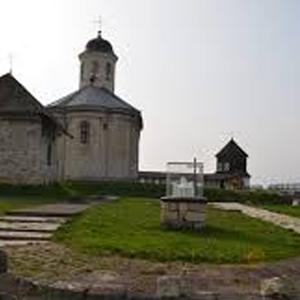 Галич. Відновлення Успенського собору у Крилосі