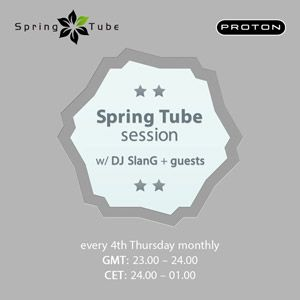 Ronfoller - Spring Tube session 054 (26.06.2014) guest mix - Proton Radio