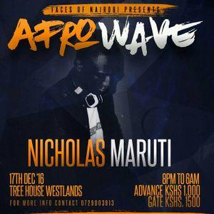 Afro Wave Live Set 2:Afro grooves
