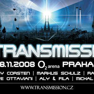 Michal Poliak - Transmission 2008 live