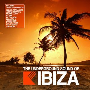 Dj Panos Greece mixed The Underground Sound of Ibiza Vol.2