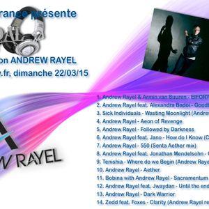 """AWIT episode 145 session """"ANDREW RAYEL"""", live on LNTV.fr, sunday 22/03/15"""