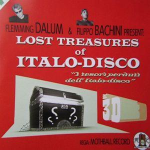ITALO DISCO - THE LOST TREASURES - VOL. 1 (Non-Stop Mix) FLEMMING DALUM AND FILIPPO BACHINI