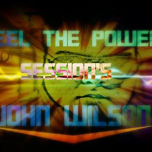 John Wilson - Feel The Power (Session's)