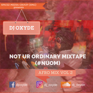 #NUOM Afromix vol 2