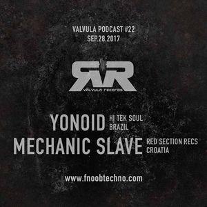 Mechanic Slave_28.9.2017@Fnoob Techno Radio