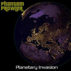 Phantom Prowler - ''Planetary Invasion'' (Full-On/Goa/Darkpsy Mix)