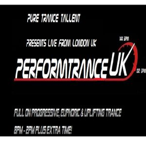 PERFORMTRANCE UK NYE 2014/15 PART 1