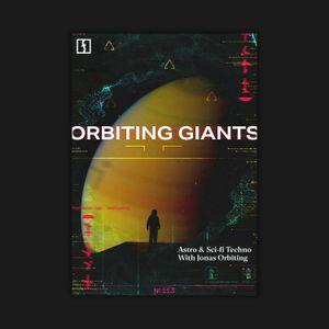 Orbiting Giants #113 w/ Jonas Orbiting