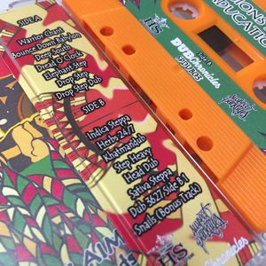 Suspect Packages presents HEADSESSIONS SOUNDSYSTEM 'Headucation Vol.1' tape/download