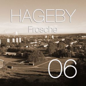 Hageby House Pimps Vol 6 - Hong Thong Infused Edition mixed by Frosche