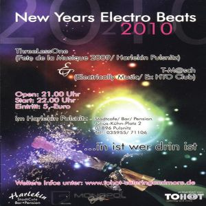 15/17 ... New Years Electro Beats 2010