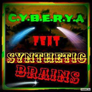 C.Y.B.E.R.Y.A & Synthetic Brains - Cyber Nation