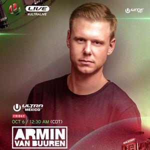 Armin van Buuren - Live @ Ultra Mexico 2017