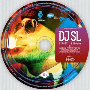 DJ SL - Russian Cybernetics Mix Part 1 (2013)