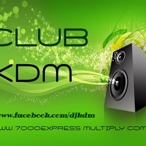 Dj KDM | Electro.Hip-Hop.House.Breakz (The Mixtape) Vol. 1